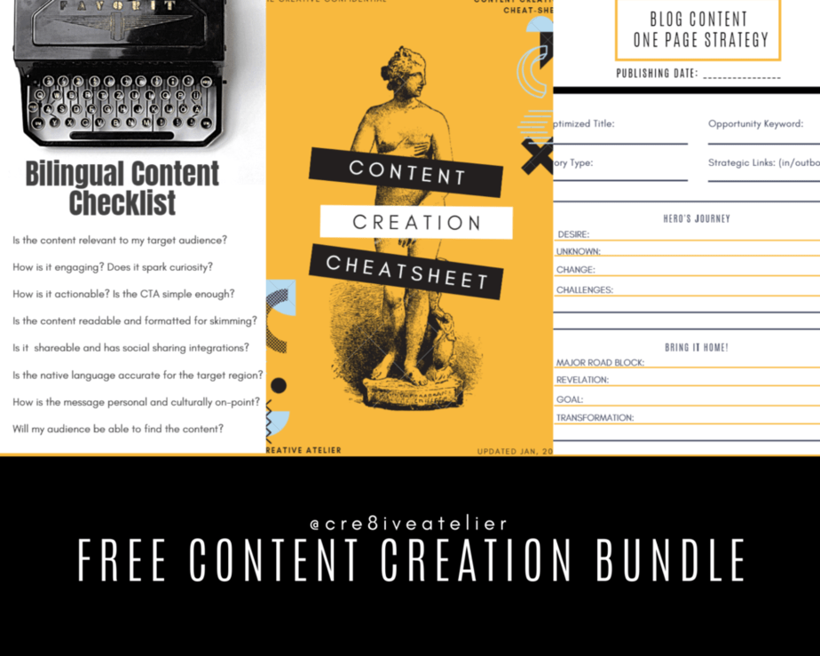 content-creation-bundle