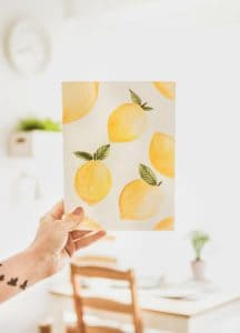 my-creator-resume-lemons-print